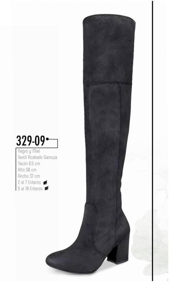 bcbb9754 botas cklass negro gamuza 329-09 temporada otoño invierno. Cargando zoom.