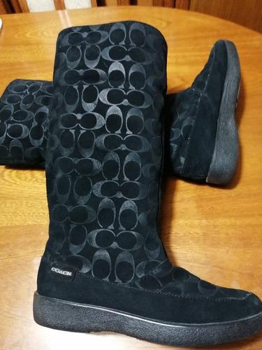 botas coach no zapatillas sandalia morral cartera tommy gues