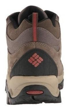 botas columbia granite rigde mid impermeable el combatiente