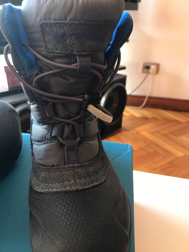 botas columbia para ski impermeables para niños