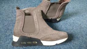 Zapato Vestir Camara Aire Botas y Botinetas de Mujer en
