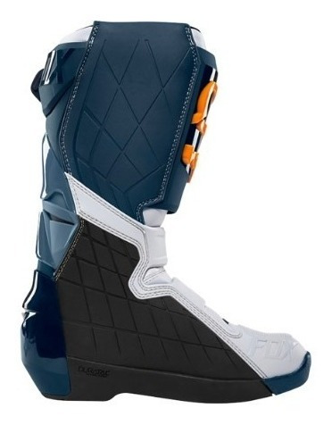 botas comp r adulto motocross atv navy gris fox