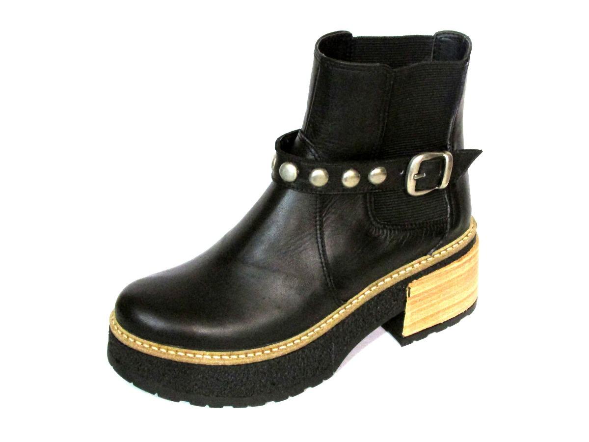 bbc71a115995c botas con elastico plataforma de goma calzados new pierre. Cargando zoom.