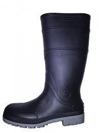 botas con puntera de acero proforce trabajo lluvia campos