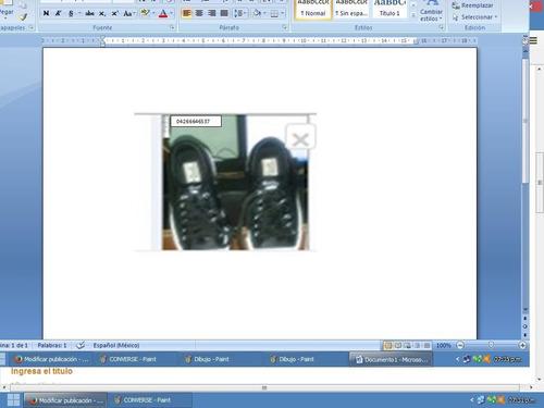 botas converse jack purcell .  no. 4  (eur) 36 de cuero