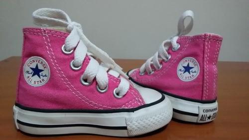 botas converse originales para niñas