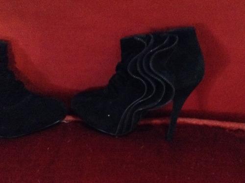 botas cortas mujer nuevas