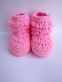 Niña Botas Tu Ninos Bebe Zapatos Tejidos Crochet Para RopaBolsas 7Y6gfyb