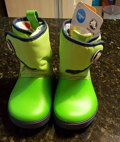 botas crocks