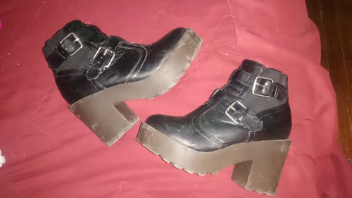 botas daniel cassin 36