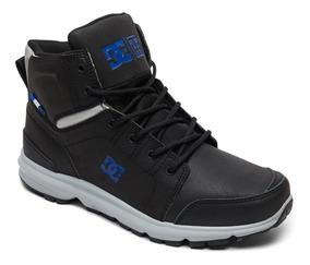 nueva colección d620d 817ec Botas Dc Shoes Mod Torstein Mountain Negro Azul! 2019