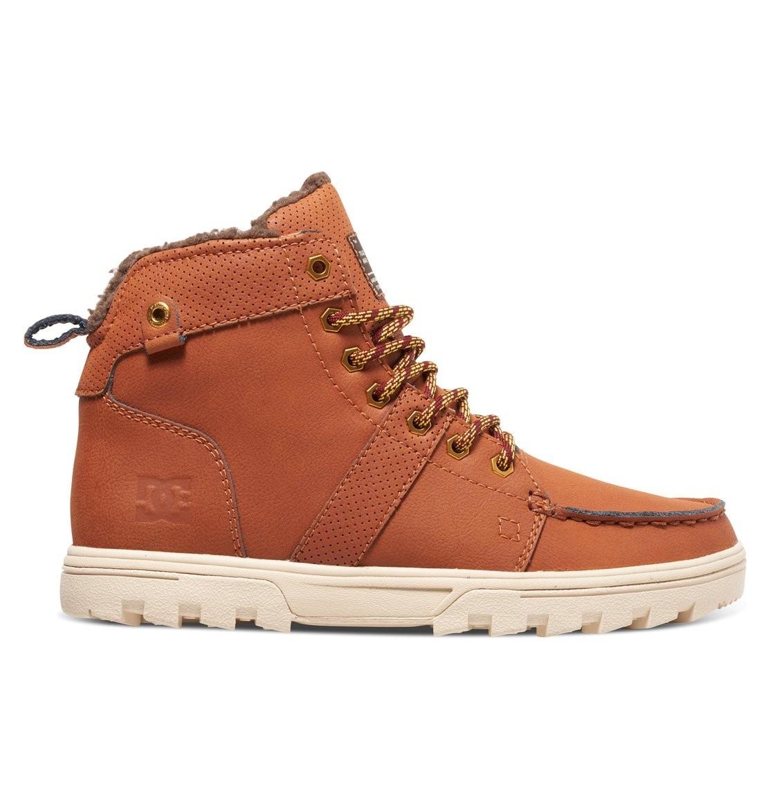 el más nuevo d3b7e d3910 Botas Dc Shoes Woodland Winter Hombre Originales