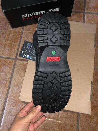 botas de casquillo