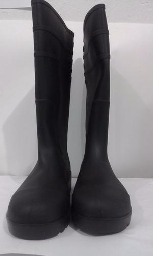 botas de caucho punta de acero tallas  43 44 46