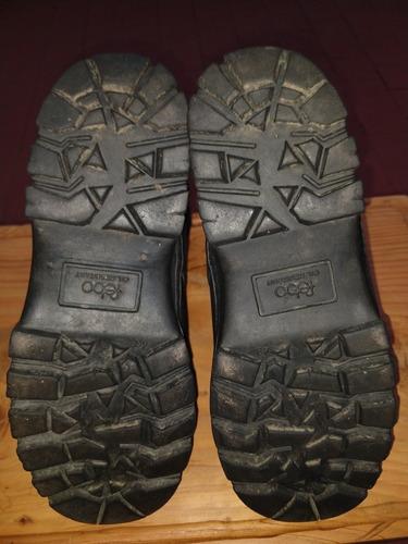 botas de combate nacionales usadas talle 42