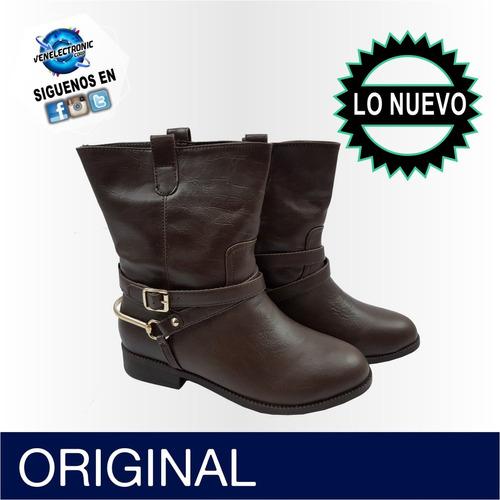 botas de cuero classic roper de dama original tienda  c73