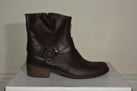 58c914c019 Botas Texanas Cuero Lucerna - Zapatos de Mujer