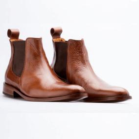 botas chelsea hombre campanella