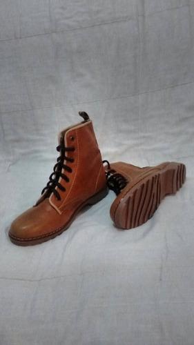 botas de cuero para dama