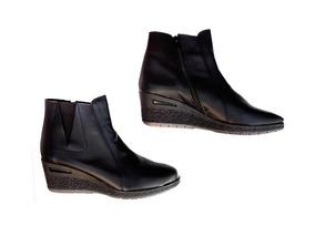 Zapato Vestir Camara Aire Botas y Botinetas de Mujer