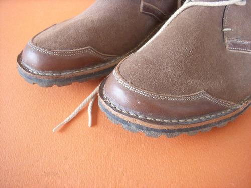 botas de cuero timberland