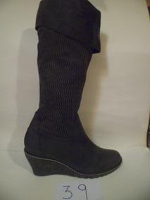 05f902552 Botas De Damas Bershka Bajas - Zapatos Mujer en Mercado Libre Venezuela
