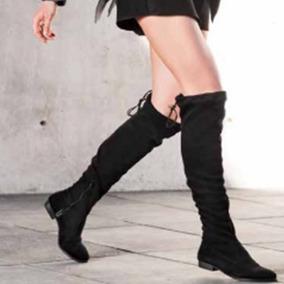 4c99622b60 Botas Refill Negras Para Mujer en Mercado Libre México