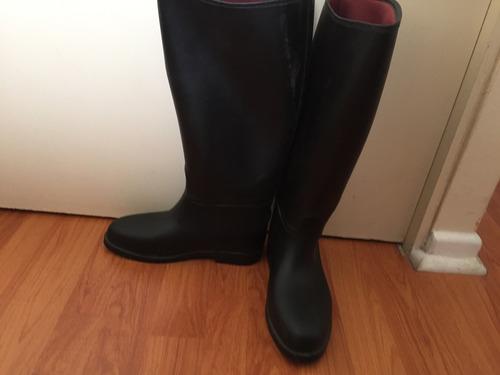 botas de equitación mujer xsw talla 39