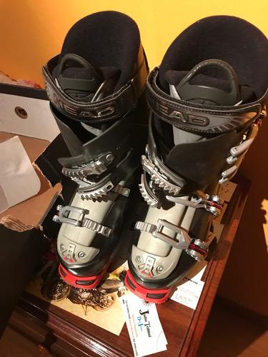botas de esquí head edge impecable!!!
