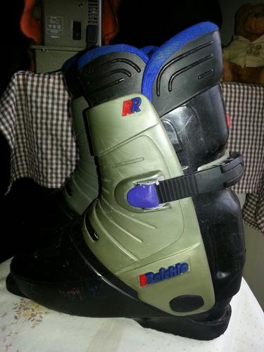 botas de esqui ,ski  raichle usadas