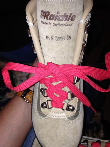 botas de excursión raichle
