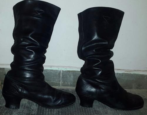 botas de folklore