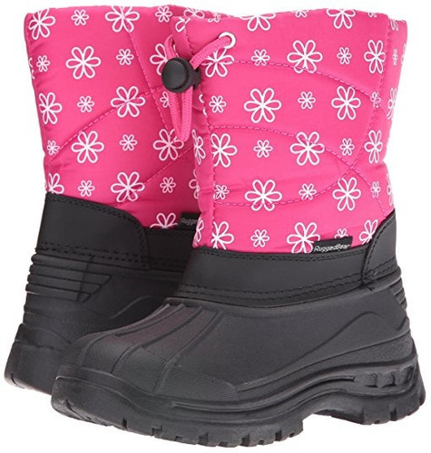 botas de frio y nieve rugged bear