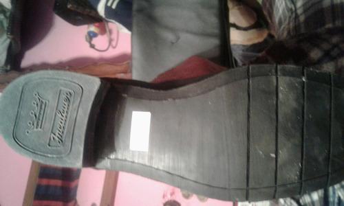 botas de gaucho  hay varios modelos solo contado