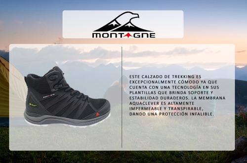 botas de hombre cloudburst impermeables montagne