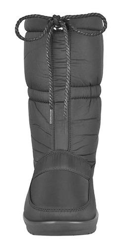 botas de invierno para dama furor 14028 negro