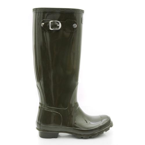 botas de lluvia altas mujer blaque
