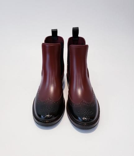 botas de lluvia de agua botinetas mujer moda2019 art mousse