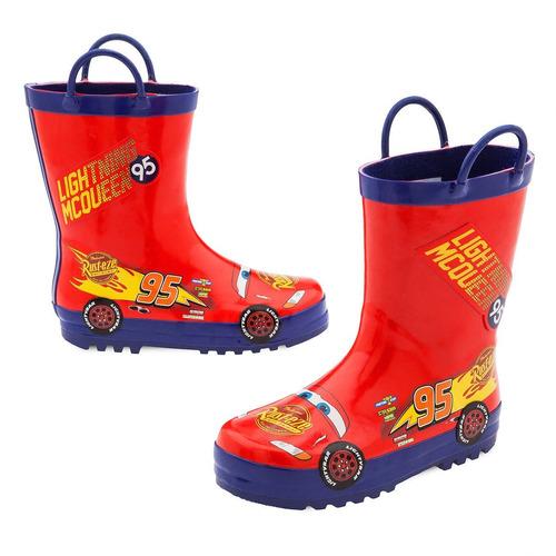 botas de lluvia de star wars disney para niños