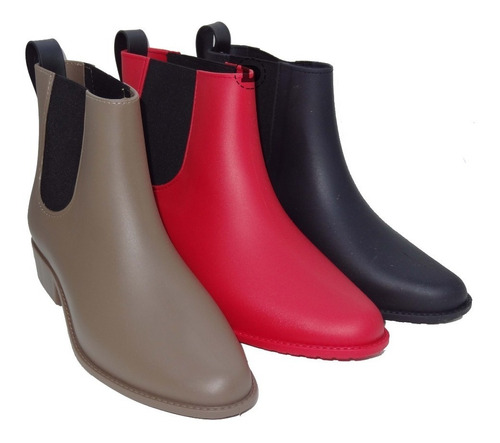 botas de lluvia mujer das luz dreams calzado caballito clas