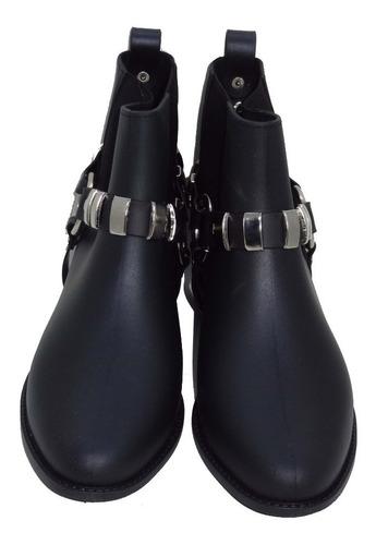 botas de lluvia mujer das luz dreams calzado caballito texana estribo