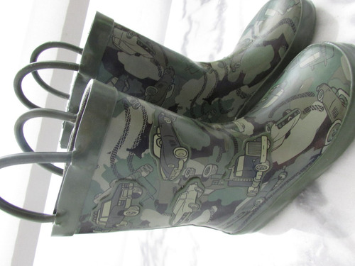 botas de lluvia niño children's place