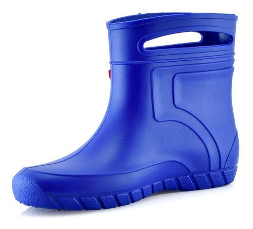 botas de lluvia niños nenes wheels autos lk271-30 luminares