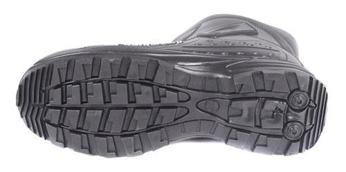 botas de lluvia pantaneiro pvc para moto goma yuhmak