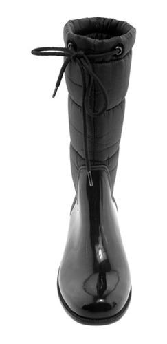 botas de lluvia para dama mx-9201