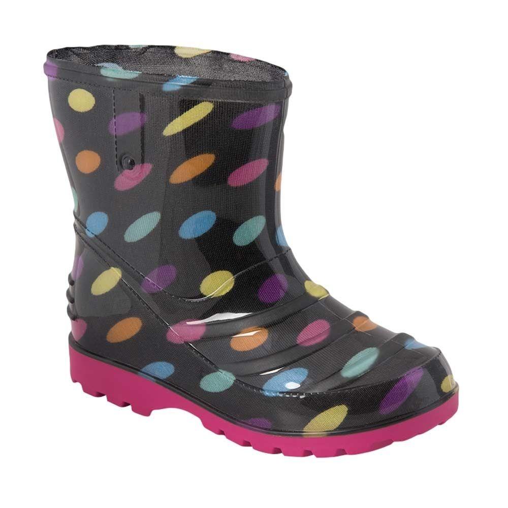 02a935ea6 botas de lluvia para niña marca vivis shoes kids 180162 dgt. Cargando zoom.