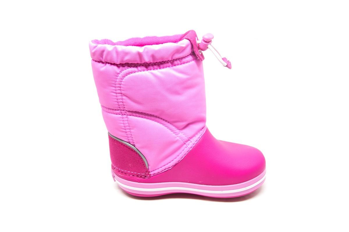 eeb25ff52c1 botas de lluvia para niños crocs lodgepoint boot k   bs. Cargando zoom.