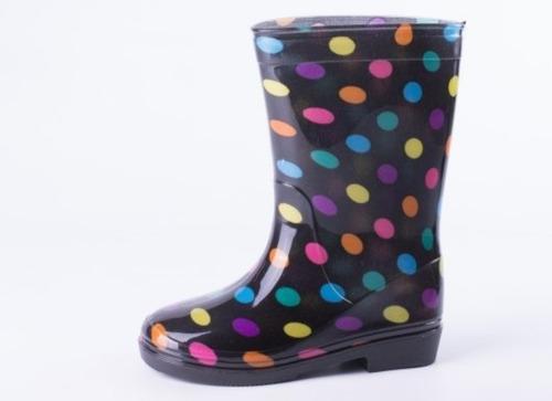 botas de lluvias niños desde #21 al #34