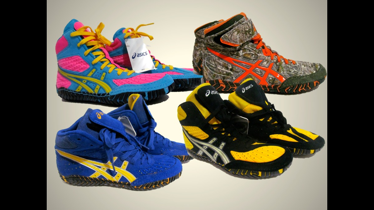 zapatos marca asics