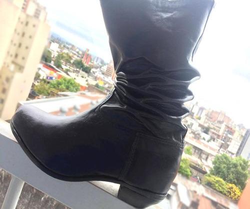 botas de malambo/folklore en cuero nº43/44/45 (normbeat)